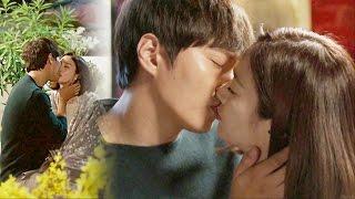 《BEST》 Yong Pal 용팔이|Kim Tae-hee & Joo Won reunion and kiss 김태희-주원 '재회 키스' EP17 20150930