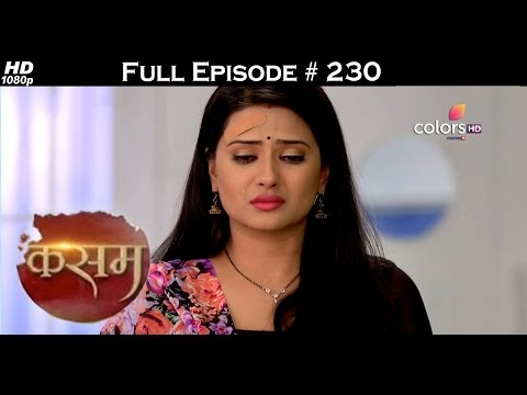 Kasam - 20th January 2017 - कसम - Full Episode (HD)