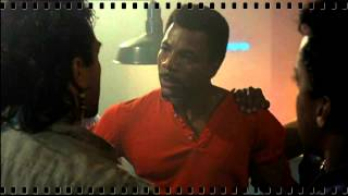 Carl Weathers Fight Scene 1 Action Jackson (german)