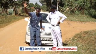 Why do u drink during day? (Comedy made in Africa)