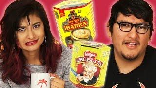 The Mexican Hot Chocolate Battle: Abuelita Vs. Ibarra
