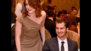 Emma Stone & Andrew Garfield 2017 best moments