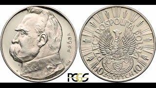 Aukcja 10 Niemczyk - Kolekcja monet PRÓBNYCH II RP i Monet PRL