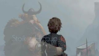 HTTYD \ HICCUP × STOIK ~ ѕoυnd the Bugle [english]