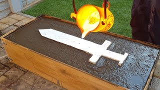 EXPERIMENT: SWORD From LAVA