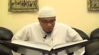 Tafsir Surah An-Nisa' Ayat 36-37, Ustaz Amir, Doha, Qatar, 24 March 2015