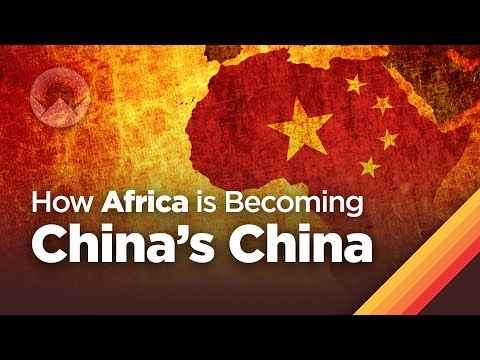 How Africa is Becoming China s China
