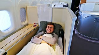Flying Lufthansa First Class Without $ | How You Can Experience It - Tips and Tricks!