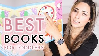 BEST BOOKS FOR TODDLERS AND PRESCHOOLERS | 5 Books To Teach Your Child Letter Sounds | Ysis Lorenna