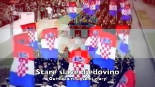 National Anthem: Croatia - Lijepa naša domovino