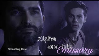 Alpha and his emissary [Sterek]