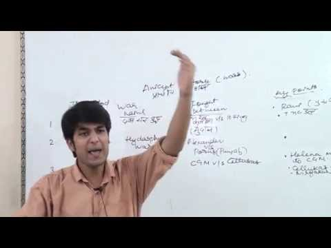 IAS / UPSC history lecture , important battles of Indian History