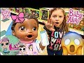 Download Video Download BABY ALIVE goes to TOYS R US! The Lilly and Mommy Show. The TOYTASTIC Sisters. FUNNY SKIT 3GP MP4 FLV