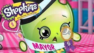 SHOPKINS - MAYOR OF SHOPVILLE | Cartoons For Kids | Toys For Kids | Shopkins Cartoon