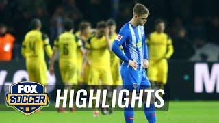 90 in 90: Hertha BSC Berlin vs. Borussia Dortmund | 2019 Bundesliga Highlights