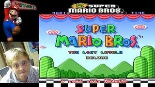 Стрим Super Mario Bros.2 (Lost Levels) Snes Прохождение