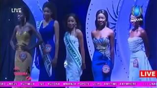 Miss Tanzania 2016  Dianna Edward andelea na safari ya kuwa miss world
