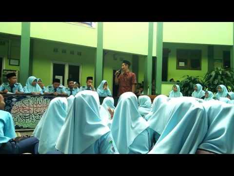 Guru SMK NU Ungaran bikin heboh muridnya keren abis