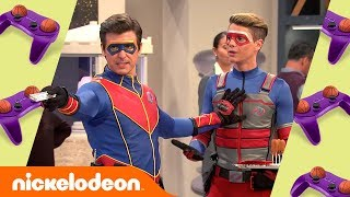 What's Wrong w/ Henry Hart's Voice?! 🗣️ | Henry Danger | Nick