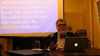 Celal Şengör Tarihçi Kitabevi Söyleşisi (21 Kasım 2015, Kadıköy)