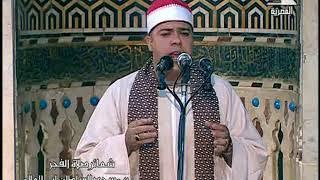 فضيلة المبتهل الشيخ    شعبان عبد الجيد  في ابتهالات  فجر الأحد 18 من شهر رمضان 1439 هـ الموافق  3 6