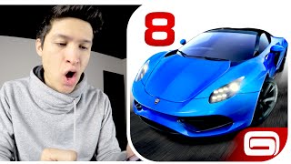 ASPHALT 8: AIRBORNE - Let's Play Part 1 (iPhone Gameplay)