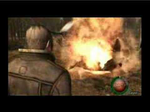 Resident Evil 4 Vicinity of Obscenity