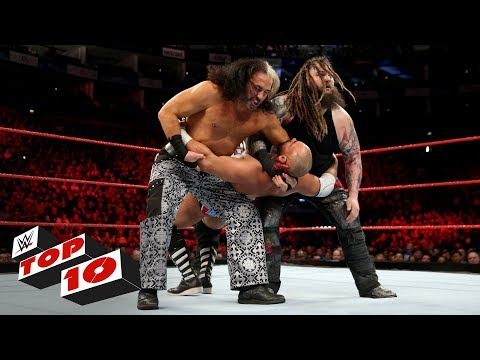 Xxx Mp4 Top 10 Raw Moments WWE Top 10 May 14 2018 3gp Sex