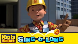 Bob the Builder: Sing-a-Long Music Video // Theme Song Can we Fix it? Yes we Can!