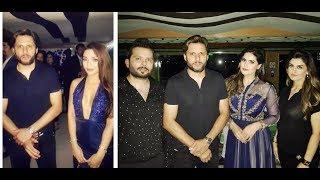 T10 Cricket League Launch At Dubai | Shahid Afridi | Zareen Khan | Abdul Razzak