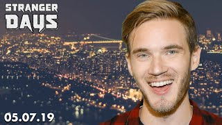 PewDiePie exposes the Trending Page || Stranger Days 05.07.19