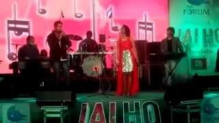 Kartik Raman Singing With Mahalakshmi Iyer  Sadka Kiya