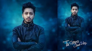 Photoshop Tutorial - Cool Portrait Photo Manipulation Effect