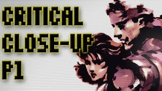 Critical Close-up: Metal Gear Solid (part 1)