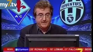 DirettaStadio 7Gold Fiorentina Juventus 2-1 Crollo Juve, Roma a -1!