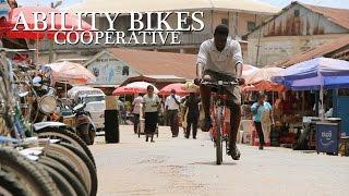 Ability Bikes Cooperative - Koforidua, Ghana Mini Doc