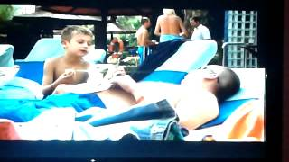 benidorm..milk comes out your tits