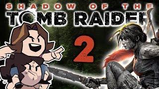 Shadow of the Tomb Raider: Dia de los Muertos - PART 2 - Game Grumps