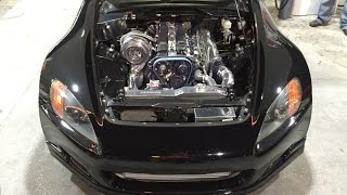 Honda SUPRA - 1100hp 2JZ S2000!
