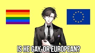 Does Jumin Han Is Gay or European - Mystic Messenger