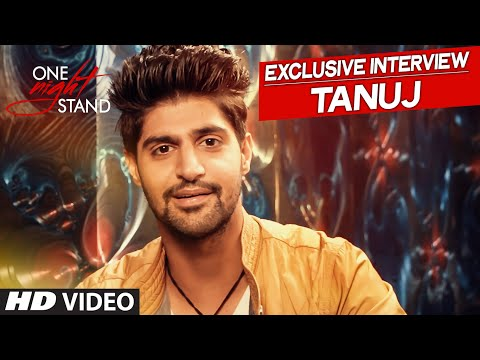 One Night Stand : Tanuj Virwani's Exclusive Interview | T-Series