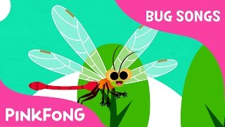 D-D-D-Dragonfly | Bug Songs | Pinkfong Songs for Children