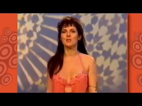 Ulaya Gadalla  -  Bellydance on German tv      العليا جاد الله