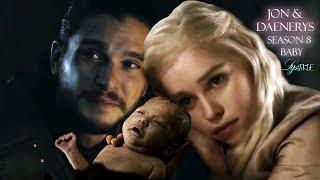 Jon & Daenerys || 'Forbidden Targaryen Love' Season 8 Baby
