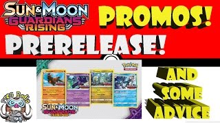Guardians Rising - Pokémon Prelease Promos and Advice! (Ranked!)
