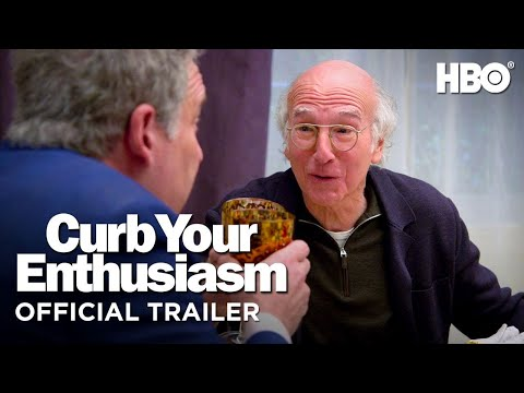 Curb Your Enthusiasm 2021 Season 11 Official Trailer HBO
