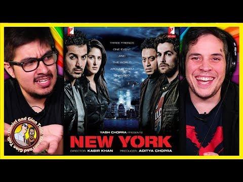 Xxx Mp4 New York Trailer Reaction Video John Abraham Katrina Kaif Irrfan Khan Discussion 3gp Sex
