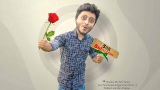 50K Subscriber - Speed art (#Photoshop) | Hass Hasib Tutorial