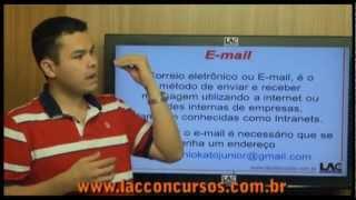 Correio Eletrônico - Noções de Informática p/ Concursos - 2012 - Antonio Kato Junior 1/3