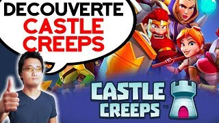 Un Tower Defense super fun ! - CASTLE CREEPS